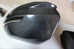 OEM SMC BMC DMC moulding carbon fiber parts factory