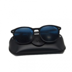 WISE Polarized Wayfarer Sunglasses For Men Women - Carbon Fiber Frame Style