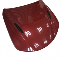 Carbon Fiber Engine Hood for Alfa Romeo Giulia